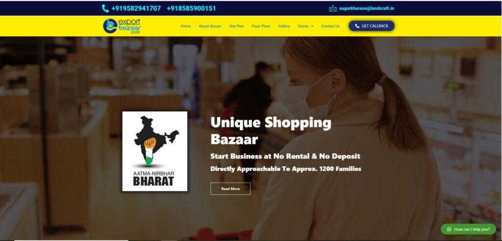 Landcraft Export Bazaar