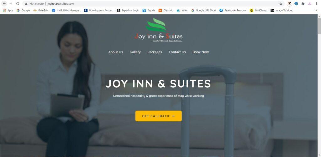 Joy Inn and suites Bhiwadi